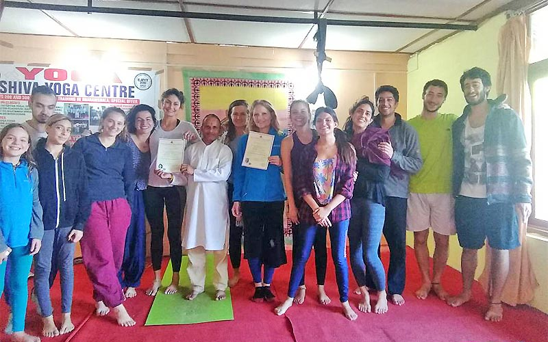 yoga teacher training course in dharamsala