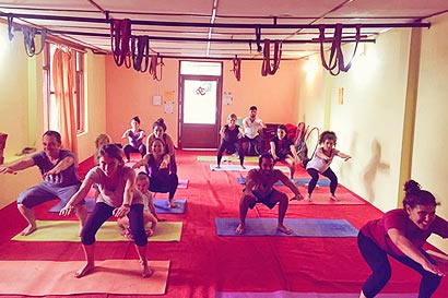 200 hour yoga teachers course