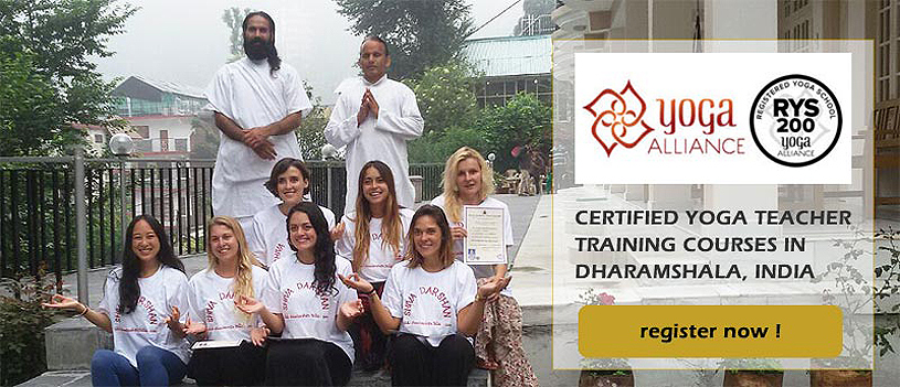 which is best yoga school in dharamsala india?
