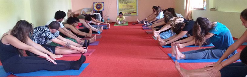 daily drop-in yoga class in dharamsala