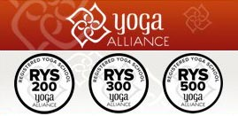 yoga alliance certified courses dharamsala