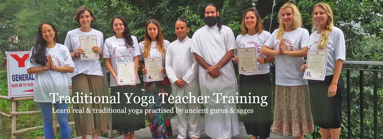 best yoga teacher training course in dharamsala