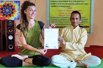 yoga certification dharamsala india