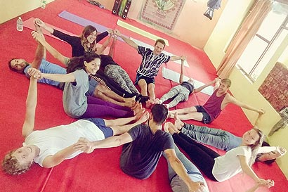 yoga teacher training training schedule dharamsala