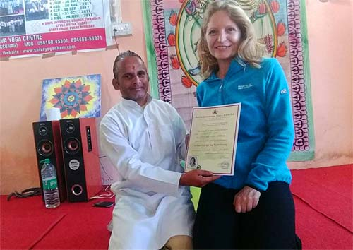 yoga teacher in dharamsala, yogi shiva darshan